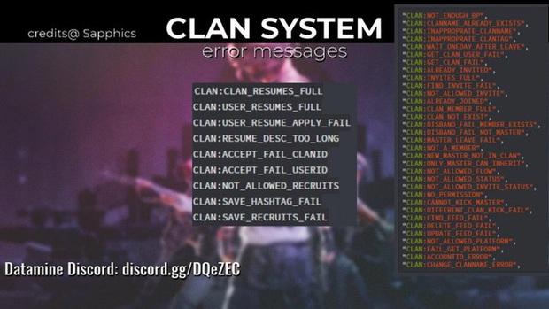PUBG: Rò rỉ thông tin về hệ thống bang hội cực hot, phải tạo ngay clan chạy bo cùng đồng đội - Ảnh 2.