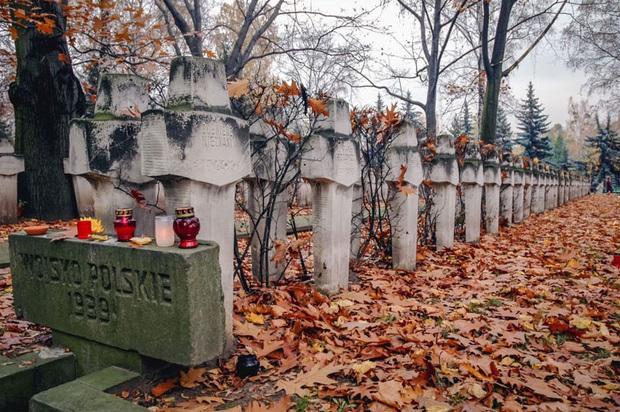 Vẻ đẹp của các nghĩa trang cổ khắp thế giới - Ảnh 12.