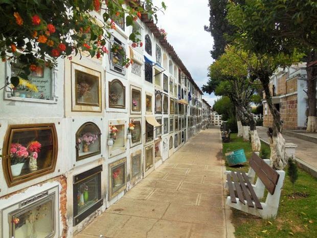 Vẻ đẹp của các nghĩa trang cổ khắp thế giới - Ảnh 6.