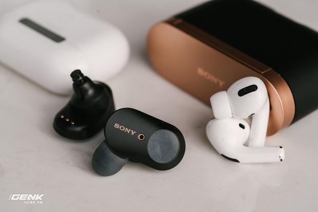 Lấy Apple AirPods Pro chọi Sony WF-1000xm3: 2 cái tên hoàn toàn khác biệt nhưng kết quả thì vẫn cứ lặp lại - Ảnh 6.