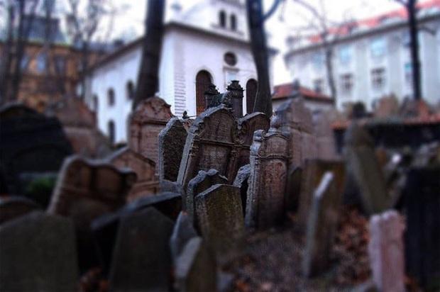 Vẻ đẹp của các nghĩa trang cổ khắp thế giới - Ảnh 7.