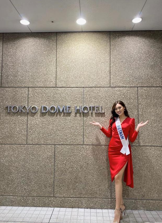 Tường San trưng cầu dân ý việc chọn đầm chung kết, Á hậu Kiều Loan đã nhanh chóng cho ngay câu trả lời - Ảnh 3.