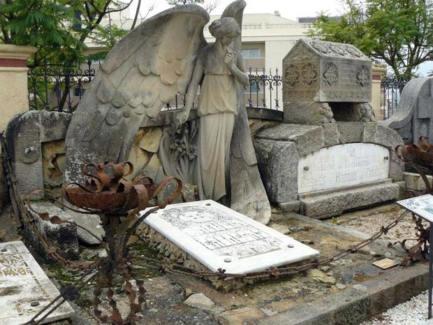 Vẻ đẹp của các nghĩa trang cổ khắp thế giới - Ảnh 10.
