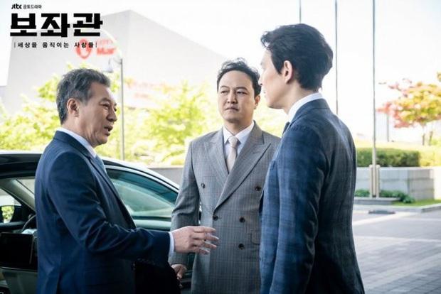 Trót mê Tổng Thống 60 Ngày thì xem liền tay phim cung đấu chính trị của Shin Min Ah - Ảnh 4.