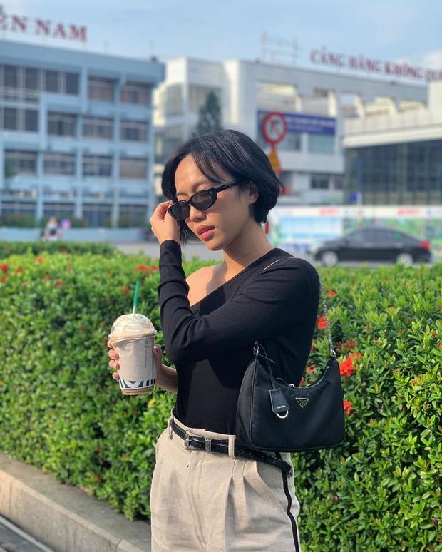 Street style sao Việt: Chi Pu diện áo corset khoe body nhỏ đến khó tin, Ngọc Trinh lại bất ngờ kín cổng cao tường - Ảnh 10.