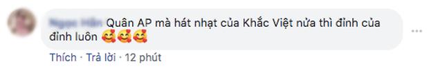 Quân A.P thả thính hợp tác Khắc Việt, fan rần rần khẳng định ngay: Thêm một siêu phẩm ballad sắp ra đời? - Ảnh 3.