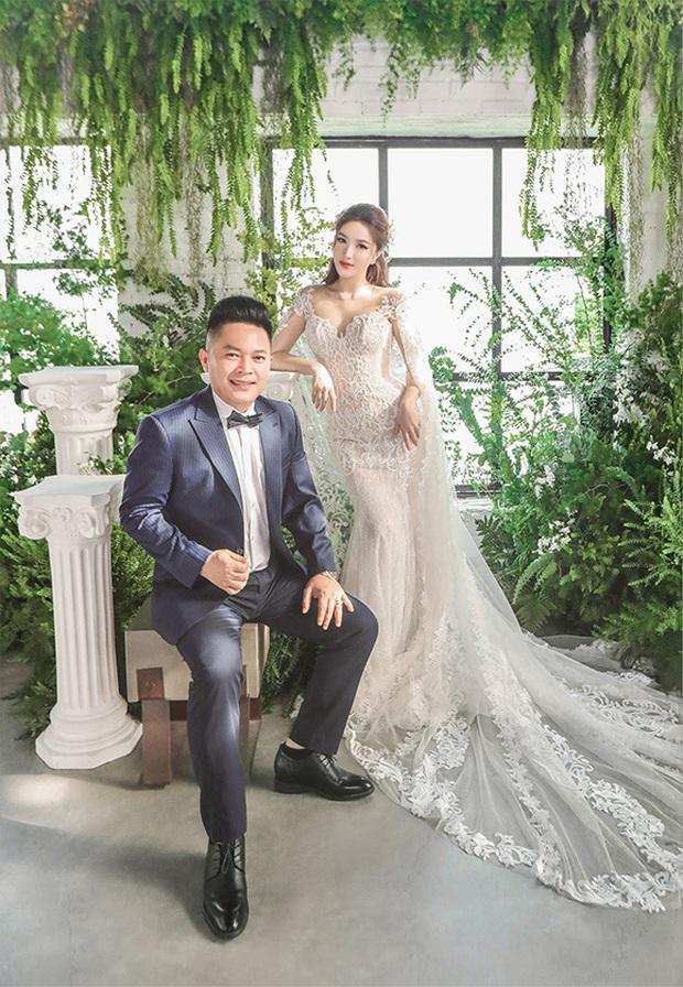 Chính thức hé lộ ảnh cưới của Bảo Thy, lần đầu khoe chân dung vị hôn phu trước ngày lên xe hoa vào 16/11 - Ảnh 2.