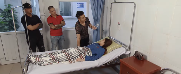 Preview Hoa Hồng Trên Ngực Trái tập 29: Ngày Trà trả nghiệp đã đến, vừa nhập viện đã bị Giang đòi thanh toán - Ảnh 3.