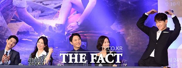 Điểm khác một trời một vực giữa diễn viên và idol Kpop: Ánh mắt đến fan-service, Song Song còn phải thua mỹ nam SHINee! - Ảnh 15.