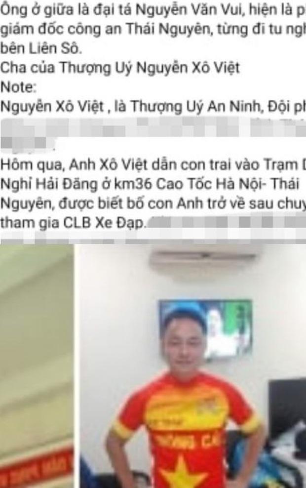 Phó giám đốc Công an tỉnh Thái Nguyên bác bỏ thông tin thượng uý ném xúc xích, tát vào mặt nhân viên là con trai mình - Ảnh 2.