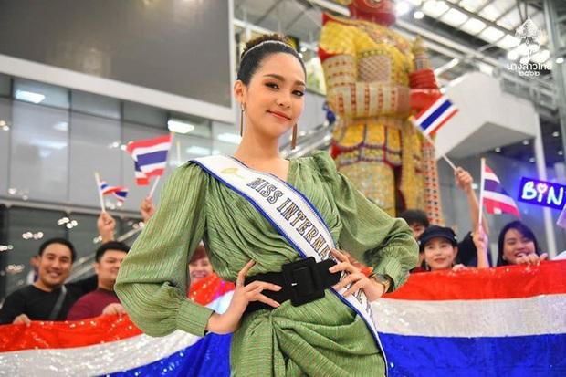 Chiêm ngưỡng nhan sắc dược sĩ Thái Lan đăng quang Hoa hậu Quốc tế 2019: Đẹp như minh tinh, thần thái ngút ngàn - Ảnh 2.