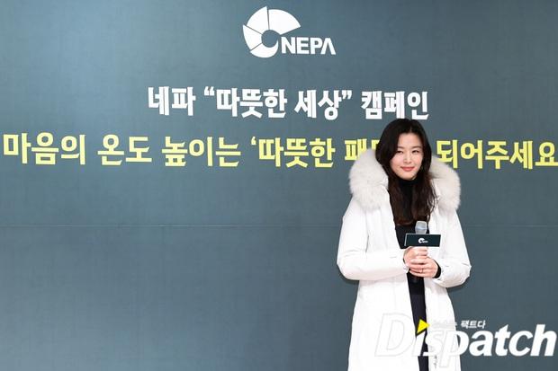 Đỉnh như mợ chảnh Jeon Ji Hyun dự sự kiện: U40, mẹ 2 con và còn lộ nọng cằm mà vẫn đẹp bất chấp - Ảnh 10.