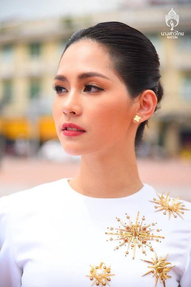 Chiêm ngưỡng nhan sắc dược sĩ Thái Lan đăng quang Hoa hậu Quốc tế 2019: Đẹp như minh tinh, thần thái ngút ngàn - Ảnh 6.