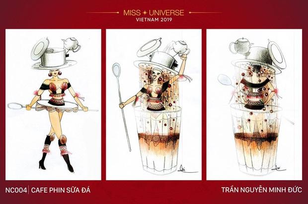 Netizen khi xem 3 trang phục dân tộc của Hoàng Thùy: Khác xa bản vẽ, Vùng đất chín rồng bị chê tan nát - Ảnh 1.
