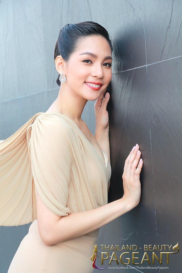 Chiêm ngưỡng nhan sắc dược sĩ Thái Lan đăng quang Hoa hậu Quốc tế 2019: Đẹp như minh tinh, thần thái ngút ngàn - Ảnh 5.