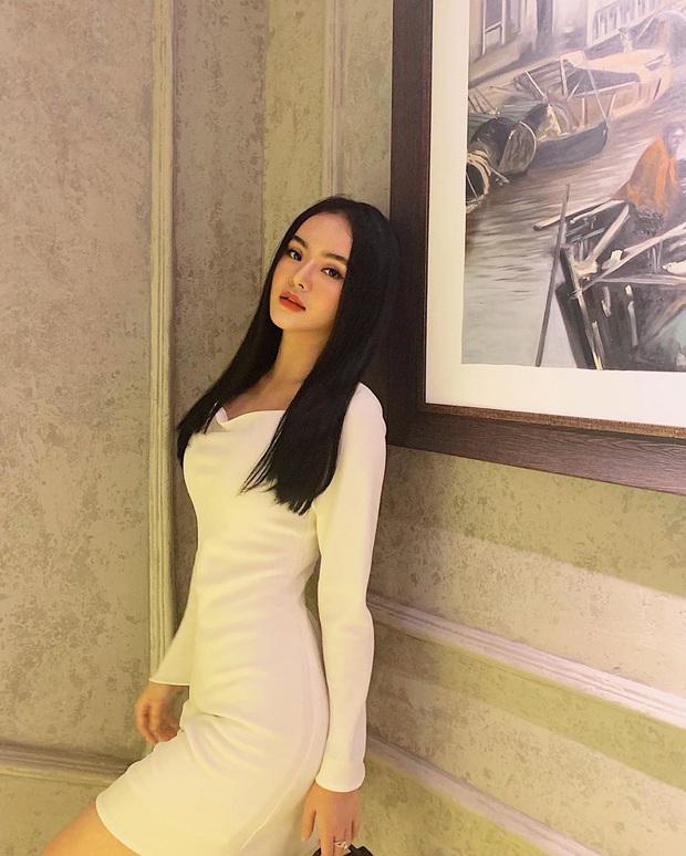 Ai rồi cũng khác, kể cả em gái Angela Phương Trinh! Khí chất mỹ nhân và style đẳng cấp khiến chị cũng phải dè chừng - Ảnh 3.