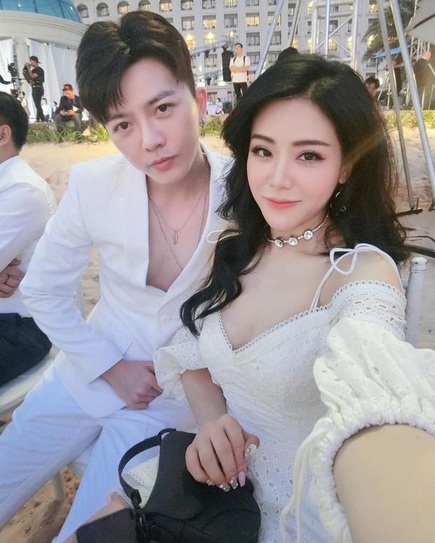 Cuối cùng em gái Ông Cao Thắng cũng chịu khoe ảnh chụp chung với cô dâu chú rể ở Phú Quốc rồi! - Ảnh 4.