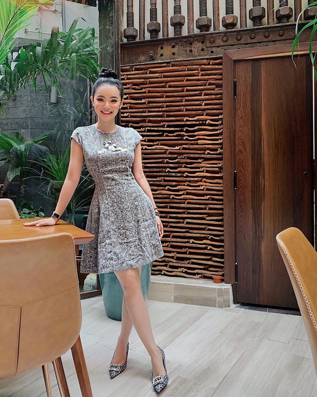 Ai rồi cũng khác, kể cả em gái Angela Phương Trinh! Khí chất mỹ nhân và style đẳng cấp khiến chị cũng phải dè chừng - Ảnh 6.