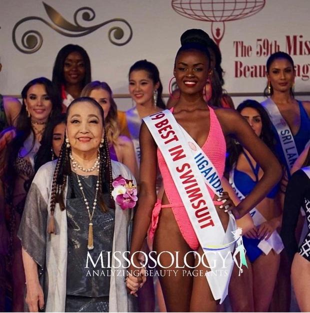 Tường San dừng chân ở Top 8, Thái Lan đăng quang Hoa hậu Quốc tế 2019 - Ảnh 10.