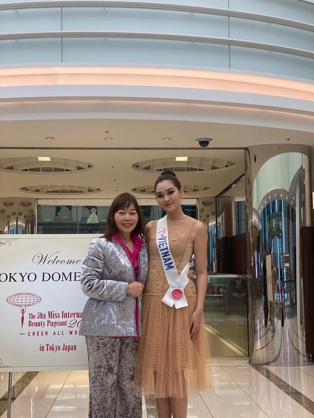 Chính thức dừng chân tại top 8 Hoa hậu Quốc tế 2019, Tường San viết tâm thư đầy xúc động cảm ơn bố mẹ và khán giả - Ảnh 4.