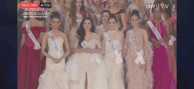 Tường San dừng chân ở Top 8, Thái Lan đăng quang Hoa hậu Quốc tế 2019 - Ảnh 13.