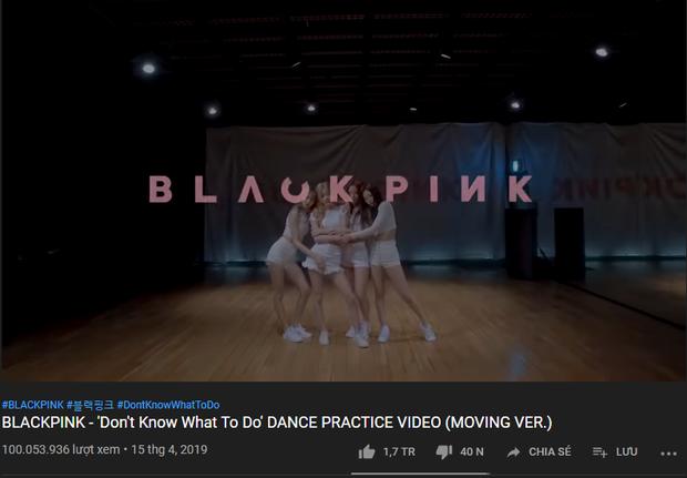 Vừa có MV tỉ view đầu tiên, BLACKPINK tiếp tục đạt thành tích gấp 4 lần BTS chỉ nhờ video luyện tập vũ đạo - Ảnh 1.