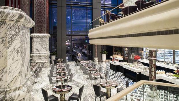 Bên trong khách sạn 6 sao Bảo Thy tổ chức đám cưới: là nơi dành cho giới quyền lực và siêu giàu, giá phòng cao ngất ngưởng - Ảnh 10.