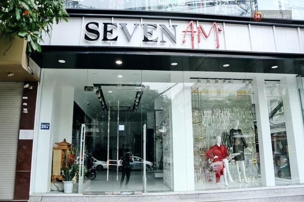 Ảnh: h.àng l.oạt cửa hàng Seven.AM tại Hà Nội đóng cửa, ng.ừng kinh doanh sau ngh.i vấn c.ắt má.c hàng T.Q - Ảnh 11.