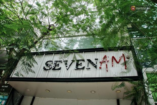 Ảnh: h.àng l.oạt cửa hàng Seven.AM tại Hà Nội đóng cửa, ng.ừng kinh doanh sau ngh.i vấn c.ắt má.c hàng T.Q - Ảnh 12.