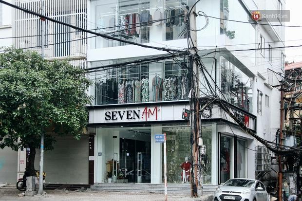 Ảnh: h.àng l.oạt cửa hàng Seven.AM tại Hà Nội đóng cửa, ng.ừng kinh doanh sau ngh.i vấn c.ắt má.c hàng T.Q - Ảnh 8.