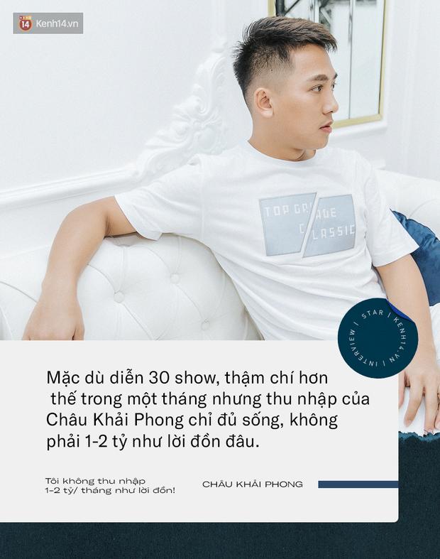 Châu Khải Phong và những thăng trầm trong 10 năm đi hát: Ca sĩ hội chợ đáng được ngợi ca hơn chê bai - Ảnh 5.
