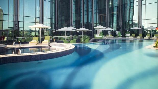Bên trong khách sạn 6 sao Bảo Thy tổ chức đám cưới: là nơi dành cho giới quyền lực và siêu giàu, giá phòng cao ngất ngưởng - Ảnh 8.