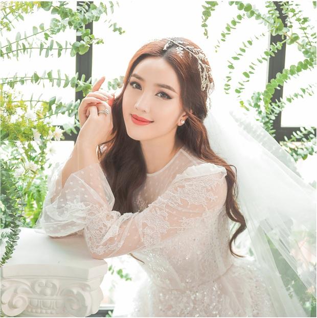 Chính thức hé lộ ảnh cưới của Bảo Thy, lần đầu khoe chân dung vị hôn phu trước ngày lên xe hoa vào 16/11 - Ảnh 7.