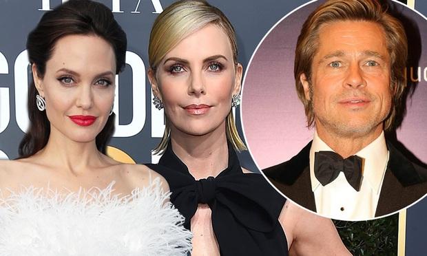 Không chỉ bí mật hẹn hò, Brad Pitt thậm chí đã có con với mỹ nhân Fast and Furious Charlize Theron? - Ảnh 2.