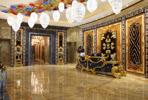 Bên trong khách sạn 6 sao Bảo Thy tổ chức đám cưới: là nơi dành cho giới quyền lực và siêu giàu, giá phòng cao ngất ngưởng - Ảnh 4.