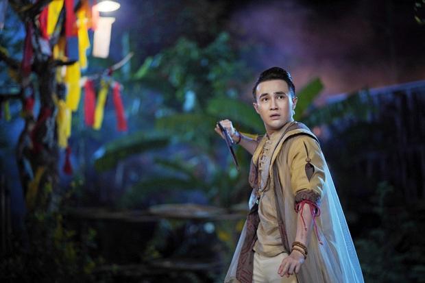 """Dàn sao """"Pháp Sư Mù"""": Đủ mặt danh hài từ quán quân Cười Xuyên Việt đến những cây đa cây đề thâm niên giải trí - Ảnh 3."""