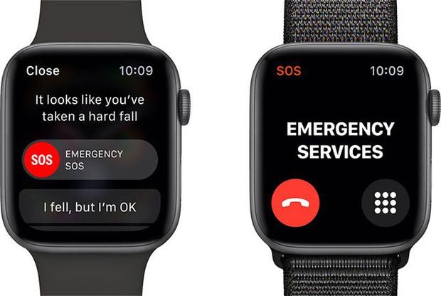 Khoảnh khắc fail lòi của Apple Watch ngay trên TV: Ai cũng ngồi yên nhưng lại báo động có người ngã? - Ảnh 1.