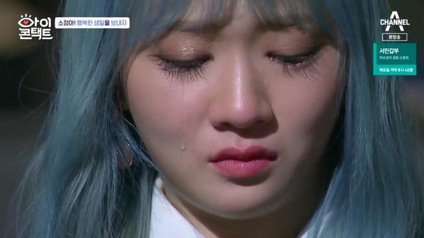 So Jung bật khóc khi nhớ lại tai nạn kinh hoàng khiến 2 thành viên Ladies Code thiệt mạng năm 2014 - Ảnh 1.