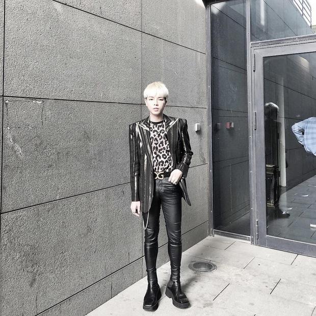 Fan club giày độn đế: Nào chỉ có 2 chú rể hot nhất tháng 11, Vbiz còn có nguyên dàn nam nhân cực kỳ mê giày tăng chiều cao - Ảnh 5.