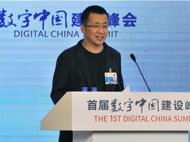 Chân dung tỷ phú giàu thứ 10 Trung Quốc – người đứng sau ứng dụng TikTok đình đám trên thế giới - Ảnh 1.