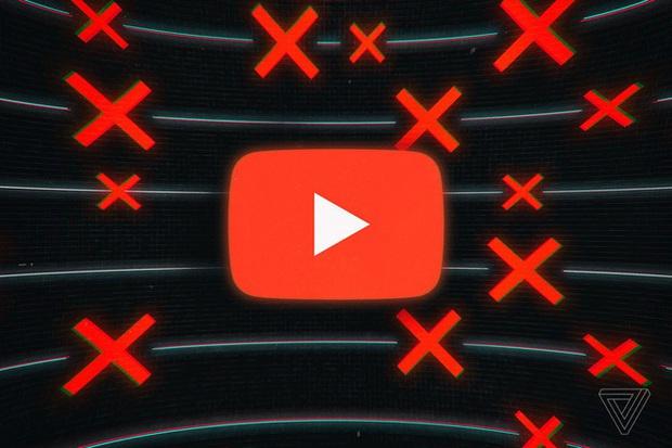 YouTube lên tiếng về luật tự ý xóa video người dùng: Chúng tôi không có nghĩa vụ phải lưu video hộ mọi người - Ảnh 1.