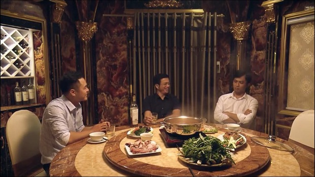 Preview Sinh Tử tập 8: Doãn Quốc Đam mắng no mặt Khải mũ cối, đừng tưởng trời đánh thì tránh được bữa ăn! - Ảnh 3.