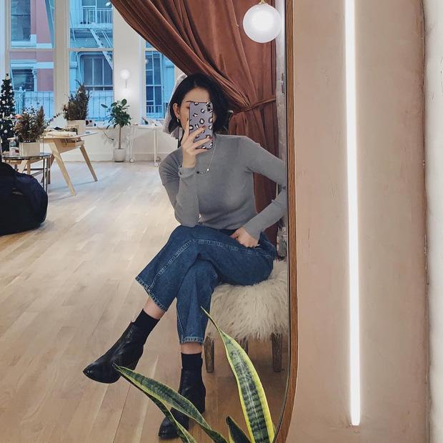 Diện quần jeans, chưa chắc là bạn đã có vẻ ngoài sành điệu nếu không mix với 4 mẫu giày sau đây - Ảnh 2.