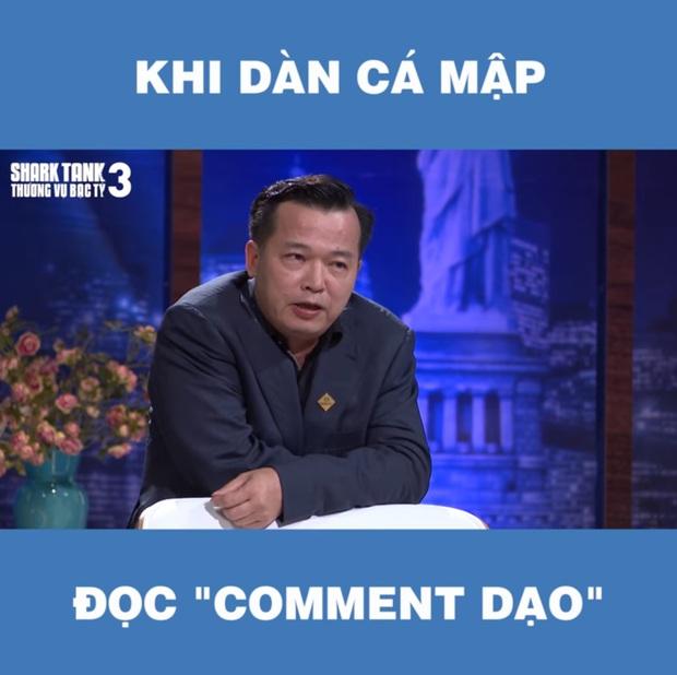 1001 biệt danh thú vị mà cộng đồng mạng đặt cho dàn Shark Tank Vietnam - Ảnh 4.