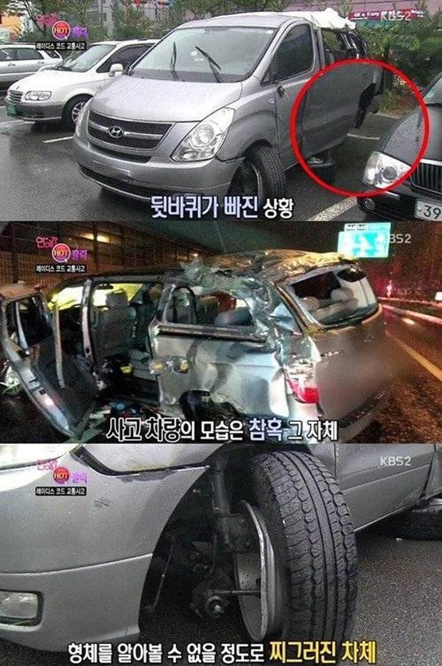 So Jung bật khóc khi nhớ lại tai nạn kinh hoàng khiến 2 thành viên Ladies Code thiệt mạng năm 2014 - Ảnh 4.