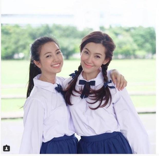 Dàn mỹ nhân Thái lột xác khi diện đồng phục học sinh: Baifern, Taew quá xinh nhưng chưa đỉnh bằng chị đại trường học - Ảnh 21.