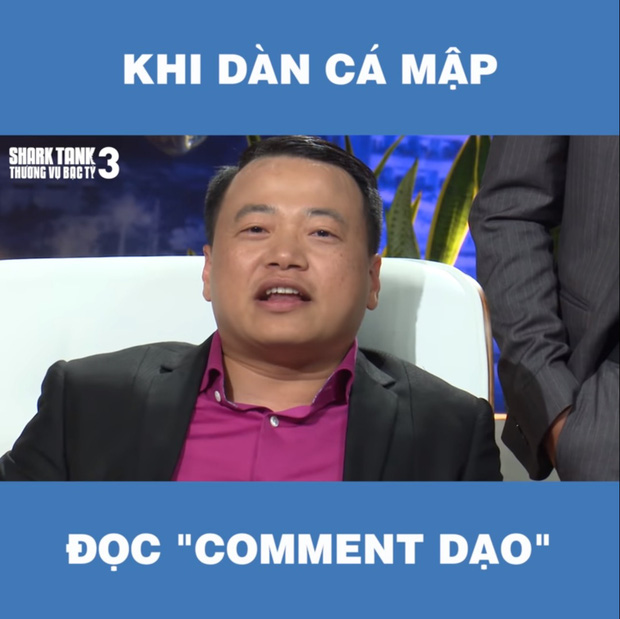 1001 biệt danh thú vị mà cộng đồng mạng đặt cho dàn Shark Tank Vietnam - Ảnh 5.