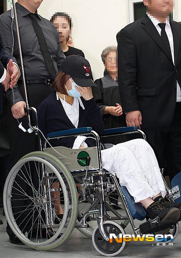 So Jung bật khóc khi nhớ lại tai nạn kinh hoàng khiến 2 thành viên Ladies Code thiệt mạng năm 2014 - Ảnh 5.