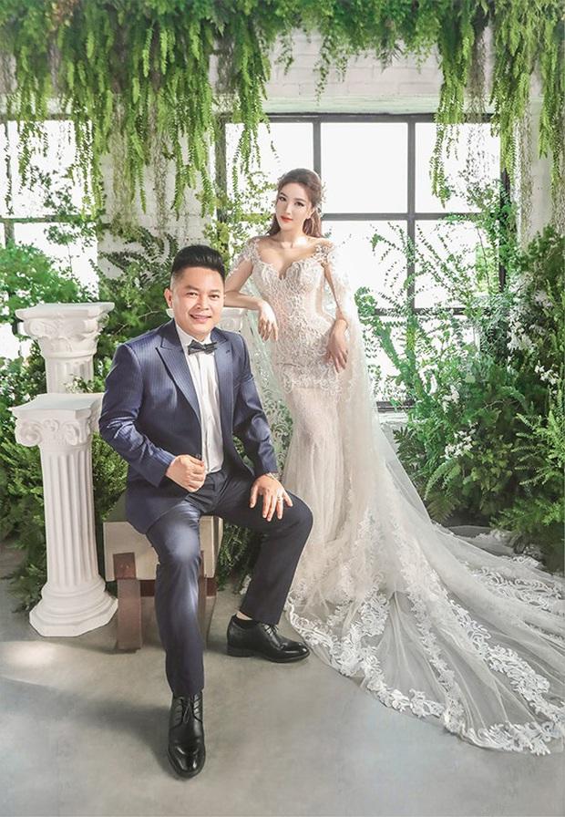Bảo Thy khoe 3 mẫu váy cưới lộng lẫy, trong đó có 1 bộ phảng phất thiết kế kinh điển của Công nương Kate - Ảnh 4.