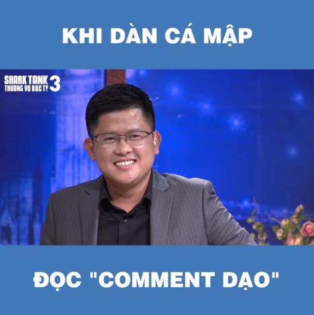 1001 biệt danh thú vị mà cộng đồng mạng đặt cho dàn Shark Tank Vietnam - Ảnh 6.